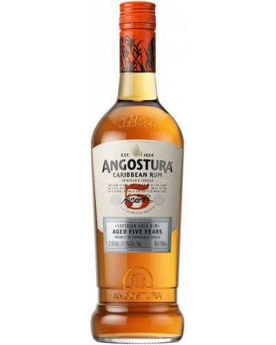Ром Angostura Gold 5 Years Old 1л