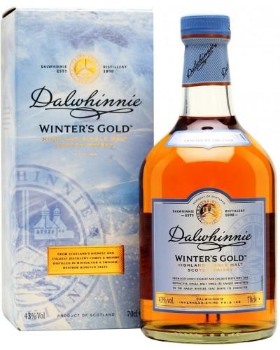 Виски Dalwhinnie Winters Gold Single Malt 0,7л