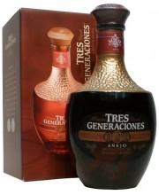 Текила Sauza Tres Generaciones Anejo в коробке 0.7л