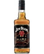 Виски Jim Beam Maple Джим Бим Клен 1л