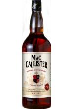 Виски MacCallister МакКаллистер  0.7l