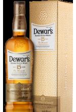 Виски Dewar's Gold 15 YO Дьюарс Голд 15 лет 1л