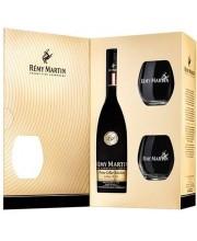 Коньяк Remy Martin Cellar Master 16 2 Glass Onpack 1л