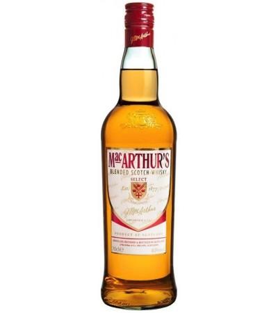 Виски МакАртур MacArthur's Select Scotch 1л
