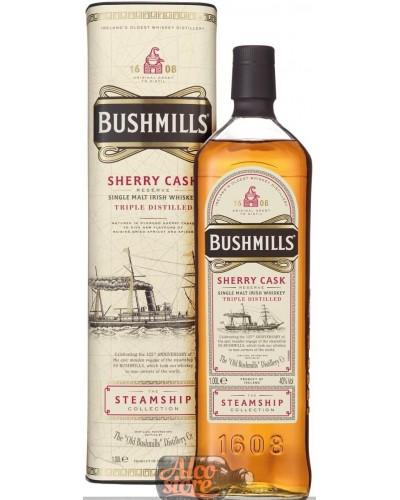 Виски Bushmills Бушмиллс Sherry Cask 1л