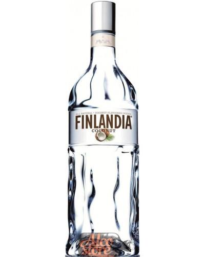 Водка Finlandia Coconut Финляндия Кокосовая 1л