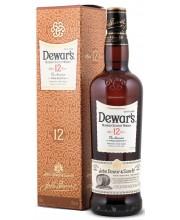 Виски Dewar's 12 Years Old Дьюарс 12 лет 1л