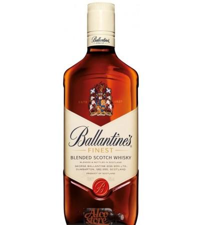 Виски Ballantine's Finest Баллантайнс Файнест 1л