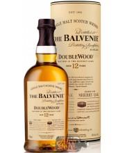 Виски Balvenie Doublewood 12 Years в тубе 0,7л