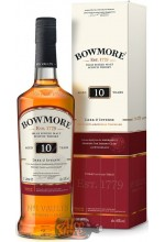 Виски Bowmore Sherry Casks 10 YO Боумор 10 лет 1л