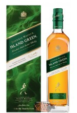 Виски Johnnie Walker Island Green в коробке 1л