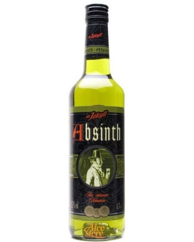 Абсент Мистер Джекил Mr. Jekyll Absinth 0.7L