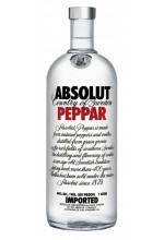 Водка Absolut Pepper Vodka Абсолют Перец 1л