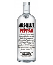 Водка Absolut Pepper Vodka Абсолют Перец 1л