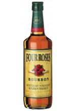 Виски Four Roses 4 Розы 1л