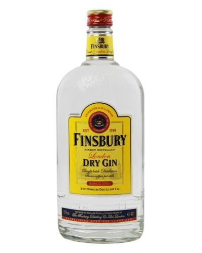 Джин Finsbury London Dry Финсбери Лондон Драй 1л