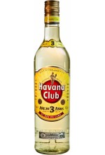 Ром Havana Club Anejo 3 Anos Гавана Клаб 3 года 1л