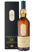 Виски Lagavulin 16YO Лагавулин 16 лет 0,7л