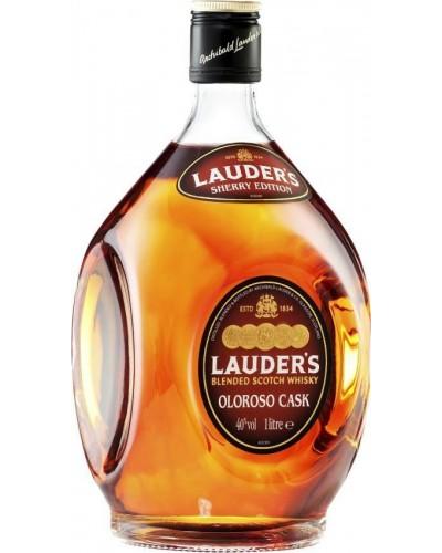 Виски Lauders Sherry Edition Oloroso Cask Лаудерс Олоросо Каск 1л
