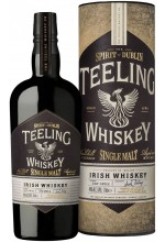 Виски Teeling Single Malt Irish Whiskey Тилинг Сингл Молт в тубе 0,7л