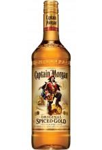 Ром Captain Morgan Spiced Gold Капитан Морган Золотой 1л