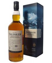 Виски Talisker Талискер 10 YO в коробке 1л