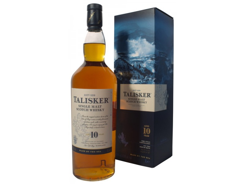 Talisker storm шотландский виски талискер шторм п/у