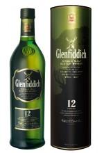 Виски Glenfiddich 12 Years Old Гленфиддик 12 лет 1л