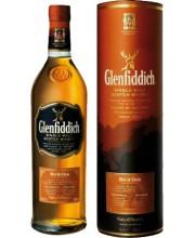Виски Glenfiddich 14 YO Rich Oak Гленфиддик 14 лет Богатый Дуб 0,7л
