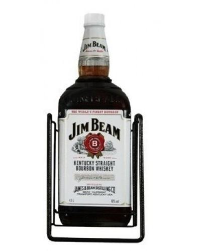 Виски Jim Beam Джим Бим 4,5 л