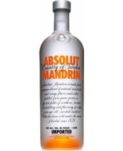 Водка Absolut Ruby Red Абсолют Грейпфрут 1л