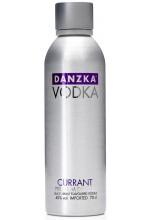 Водка Danzka Currant Cмородина 1л