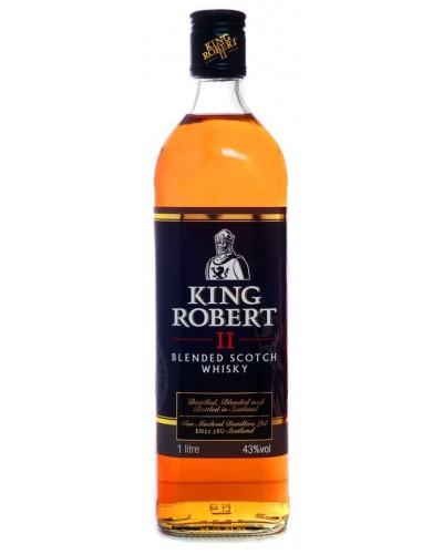 Виски King Robert Кинг Роберт II 1л