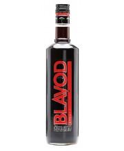 Водка Blavod Black Блэвод 1л