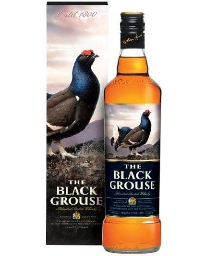Виски The Black Grouse Блэк Граус 1л