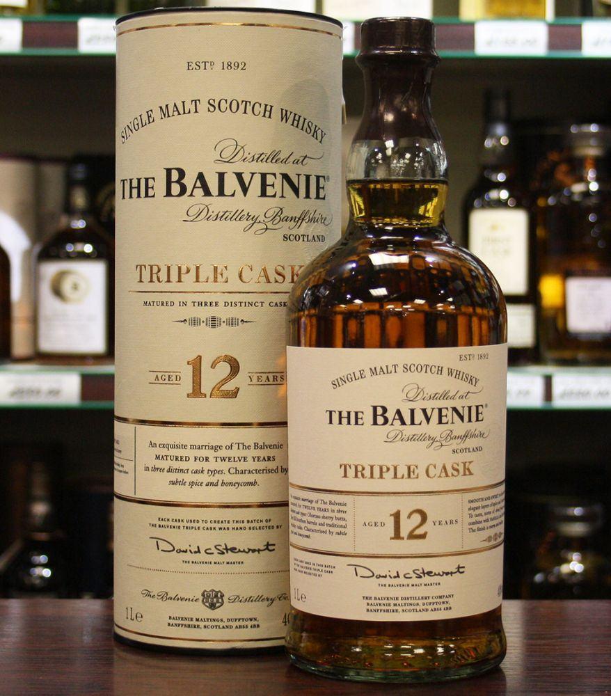 balvenie double wood 12 éves maláta whisky